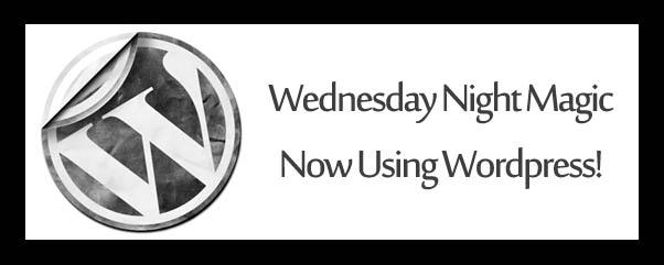 WNM is now using Wordpress