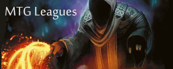 Magic the Gathering Leagues